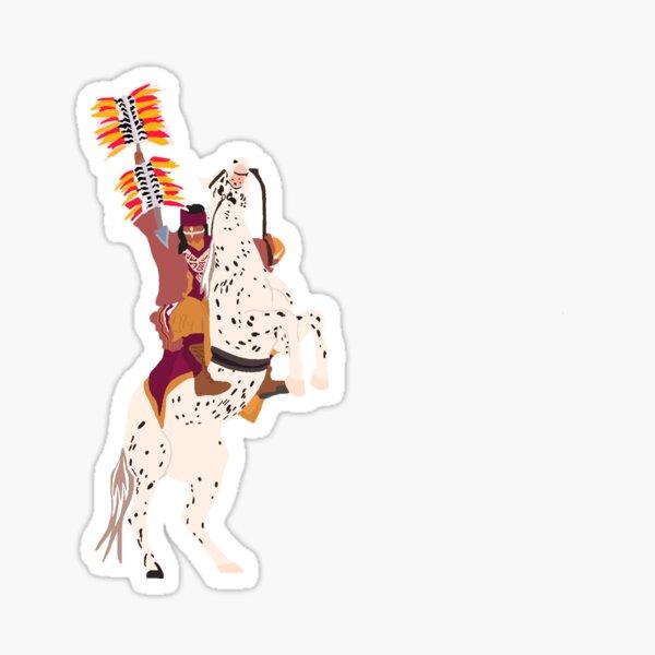 FSU Seminole Sticker