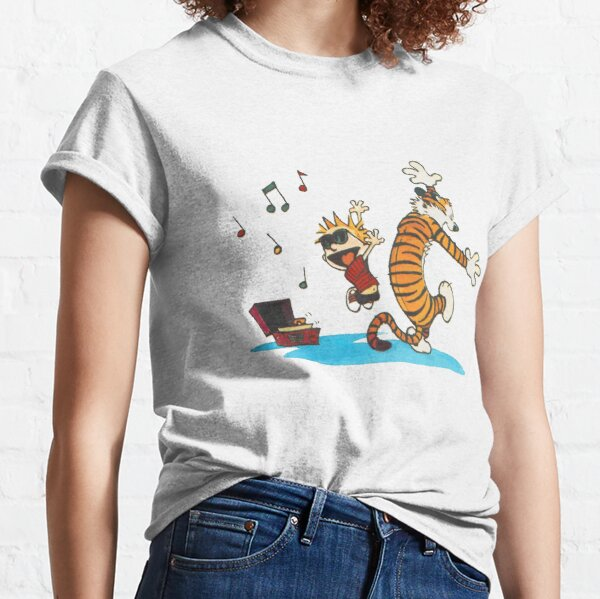 veau et hobb danse 22 T-shirt classique