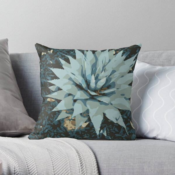 100 Years to Go Throw Pillow