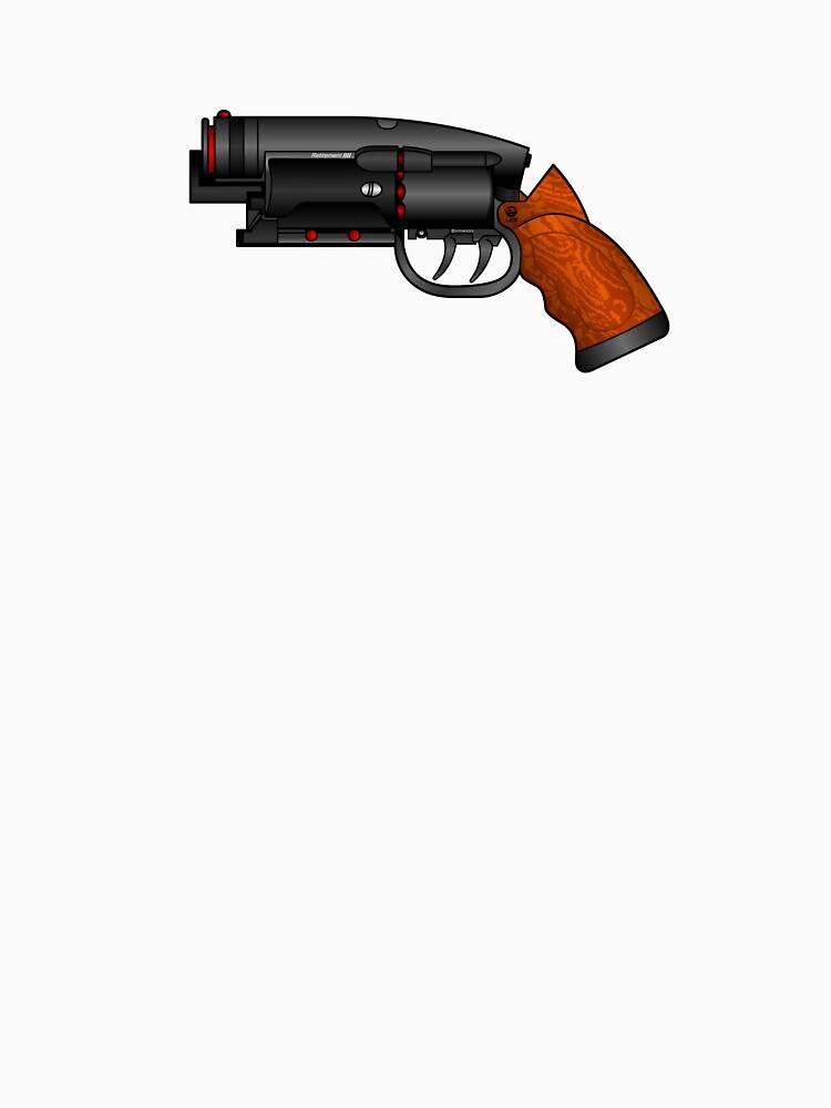 Blade Runner Gun by wkjgv59oi