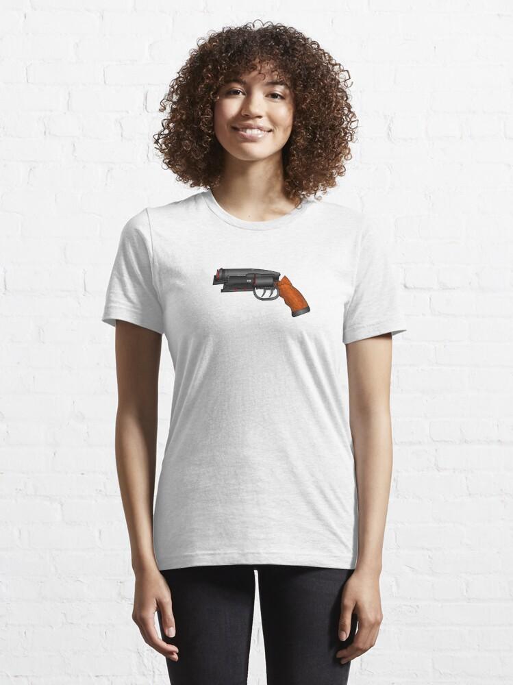Alternate view of Blade Runner Gun Essential T-Shirt