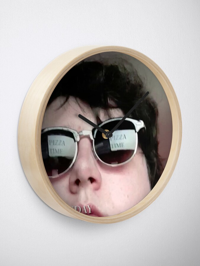 Alternate view of Arto hair Clock
