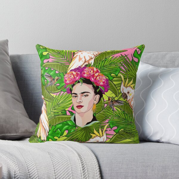 Frida en vol Coussin