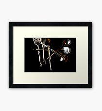 utensil Framed Print