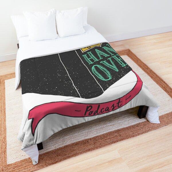 Fictional Hangover Comforter