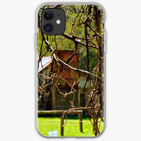 Frys Hut 2 iPhone Soft Case