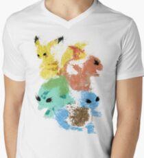 Starters Men's V-Neck T-Shirt