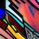 Vertical Soundscape (Detail No.2) by Jeffrey Hamilton