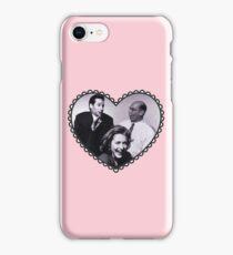 I Heart X-Files iPhone Case/Skin