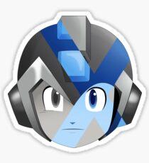 X-Megamen Sticker