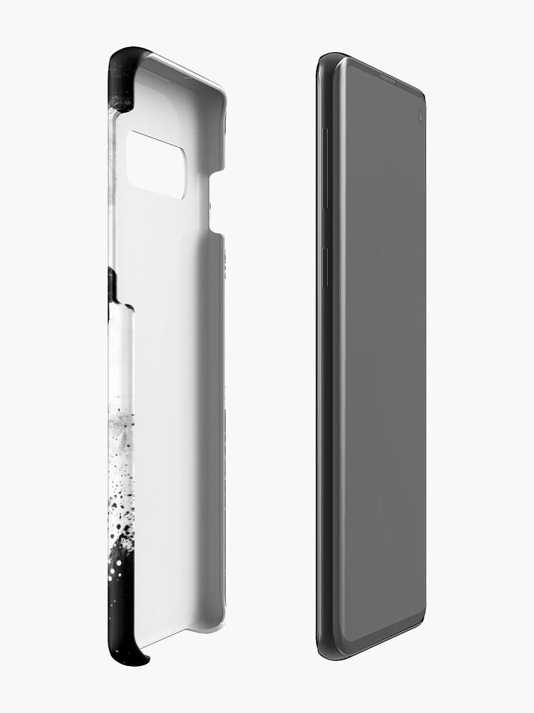 Alternative Ansicht von Mitternacht Desolation Hüllen & Klebefolien für Samsung Galaxy