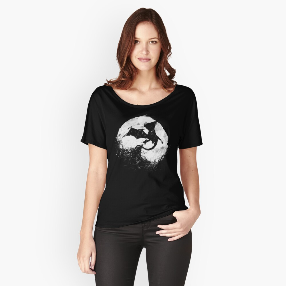 Midnight Desolation Relaxed Fit T-Shirt