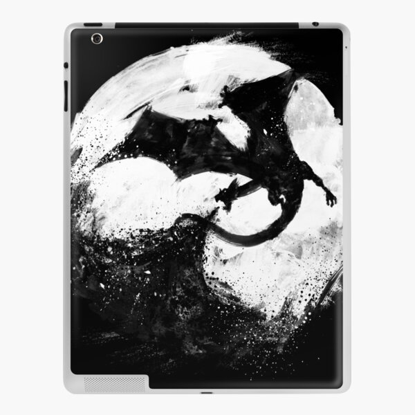 Midnight Desolation iPad Skin
