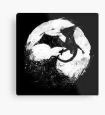 Midnight Desolation Metal Print