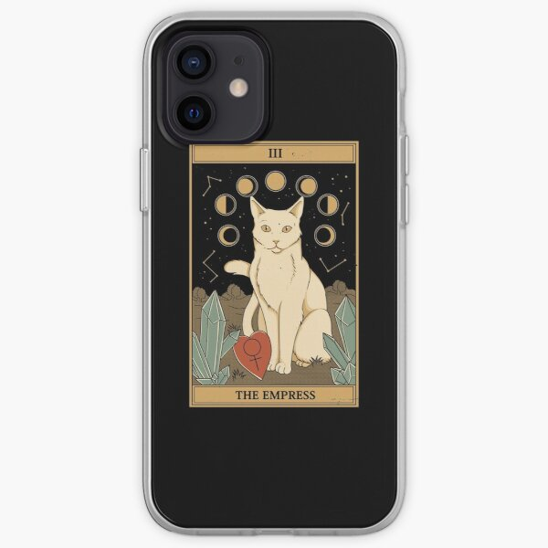 The Empress iPhone Soft Case