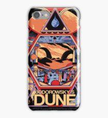 Jodorowsky's Dune iPhone Case/Skin