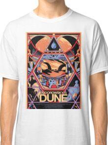 Jodorowsky's Dune Classic T-Shirt