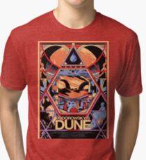 Jodorowsky's Dune Tri-blend T-Shirt