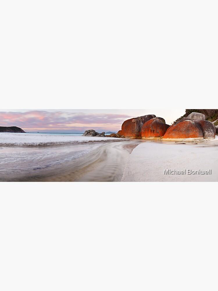 Squeaky Beach, Wilsons Promontory, Victoria, Australia by Chockstone