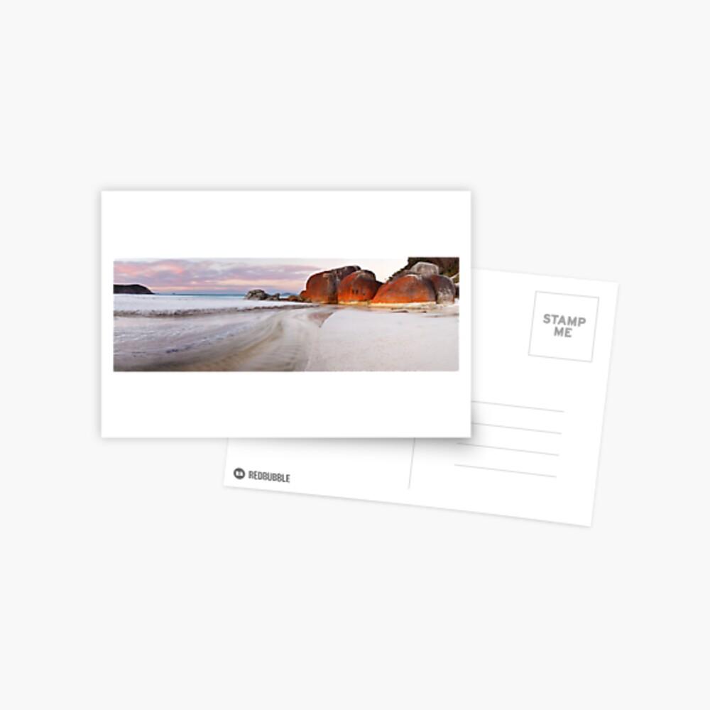 Squeaky Beach, Wilsons Promontory, Victoria, Australia Postcard