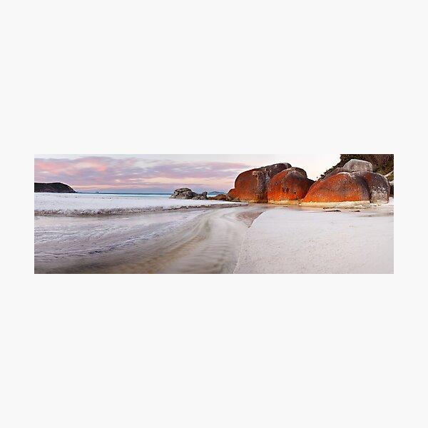 Squeaky Beach, Wilsons Promontory, Victoria, Australia Photographic Print