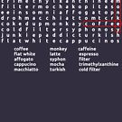 Coffee Monkey - Word Search (updated) by fridley