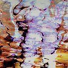 Nude reflected by Haydee  Yordan