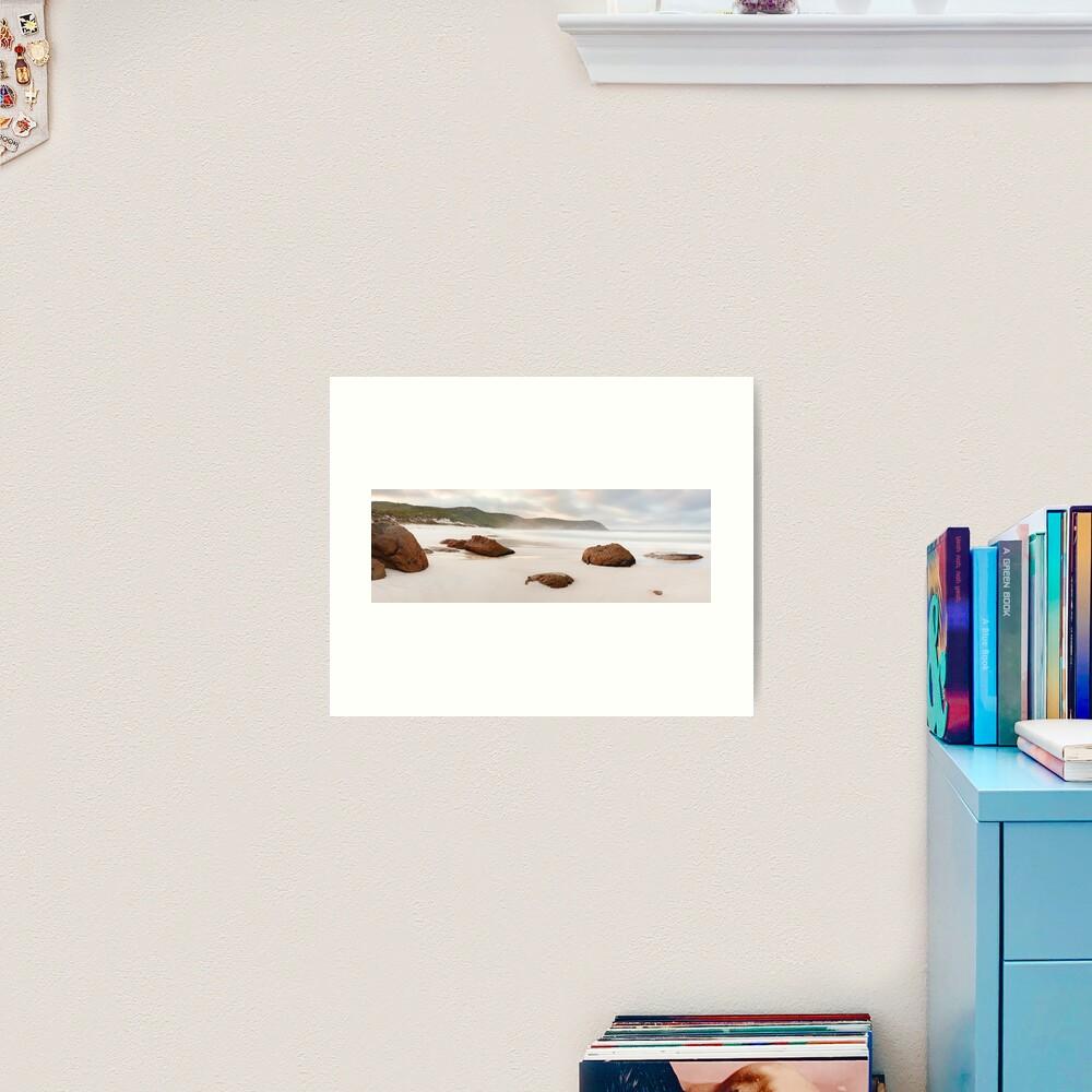 Squeaky Beach, Wilsons Promontory, Victoria, Australia Art Print
