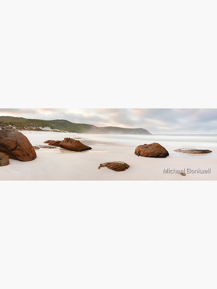 Squeaky Beach, Wilsons Promontory, Victoria, Australia by Chockstone
