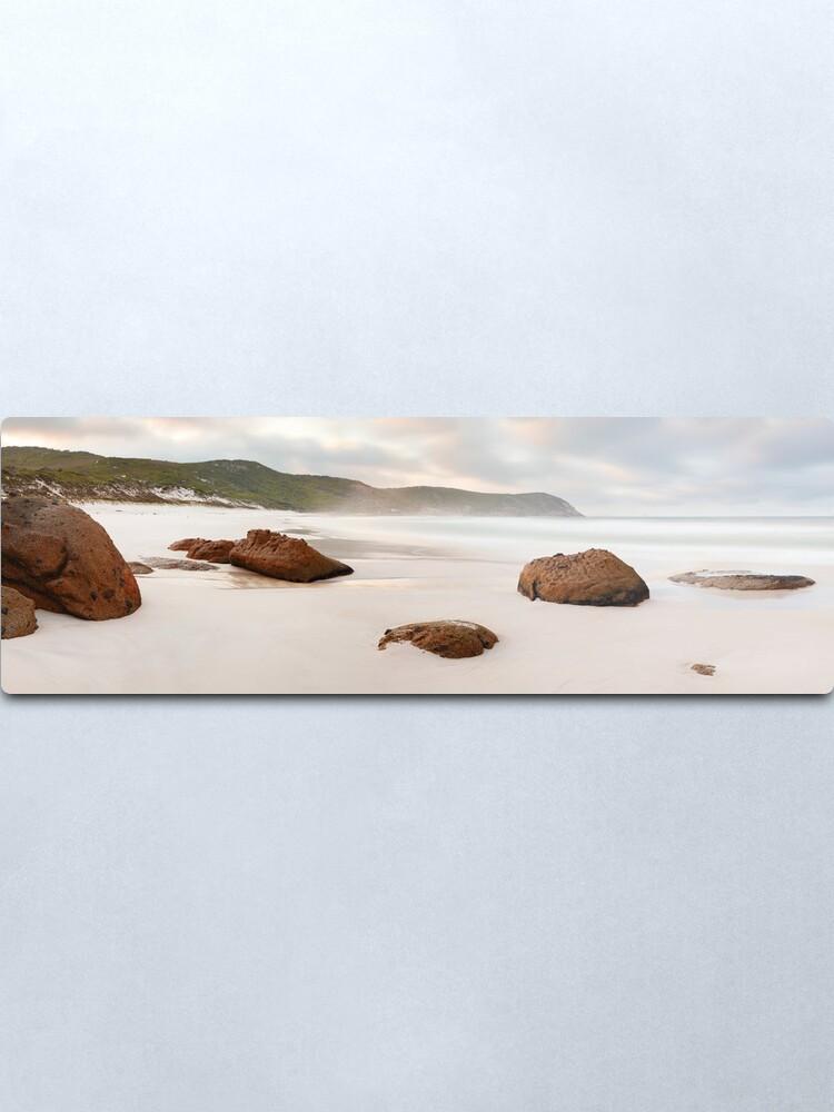 Alternate view of Squeaky Beach, Wilsons Promontory, Victoria, Australia Metal Print