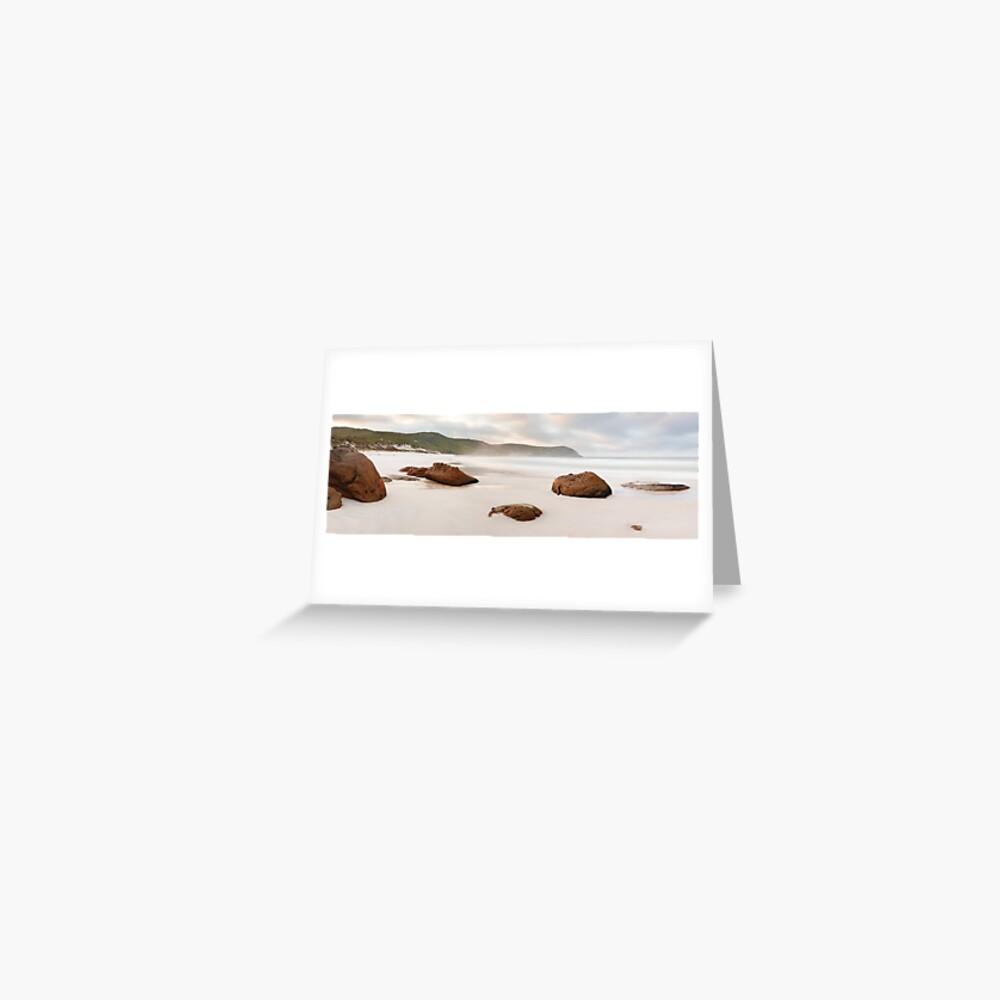 Squeaky Beach, Wilsons Promontory, Victoria, Australia Greeting Card