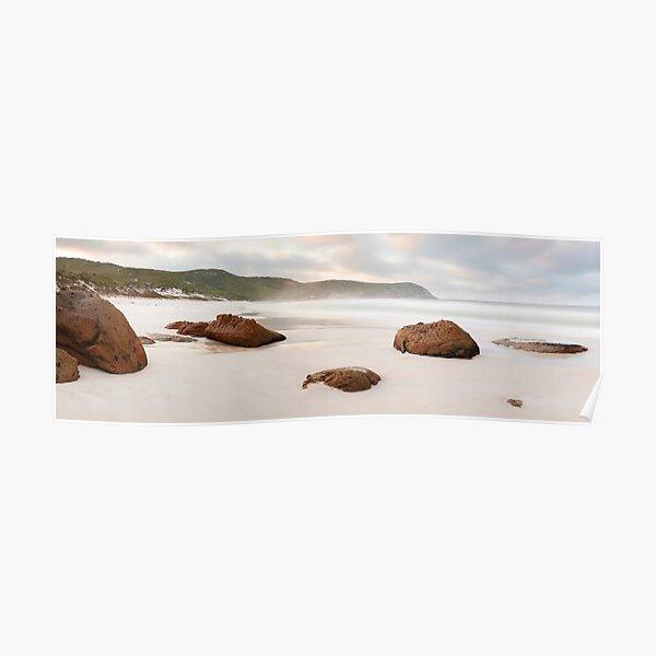 Squeaky Beach, Wilsons Promontory, Victoria, Australia Poster