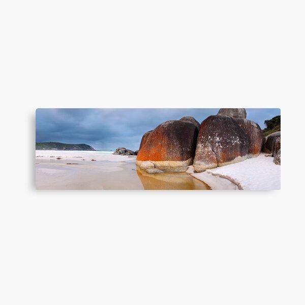 Squeaky Beach, Wilsons Promontory, Victoria, Australia Canvas Print