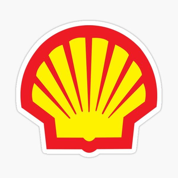 Shell Gas Logo Sticker