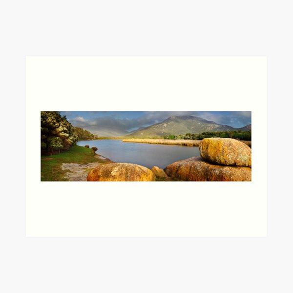 Tidal River, Wilsons Promontory, Victoria, Australia Art Print