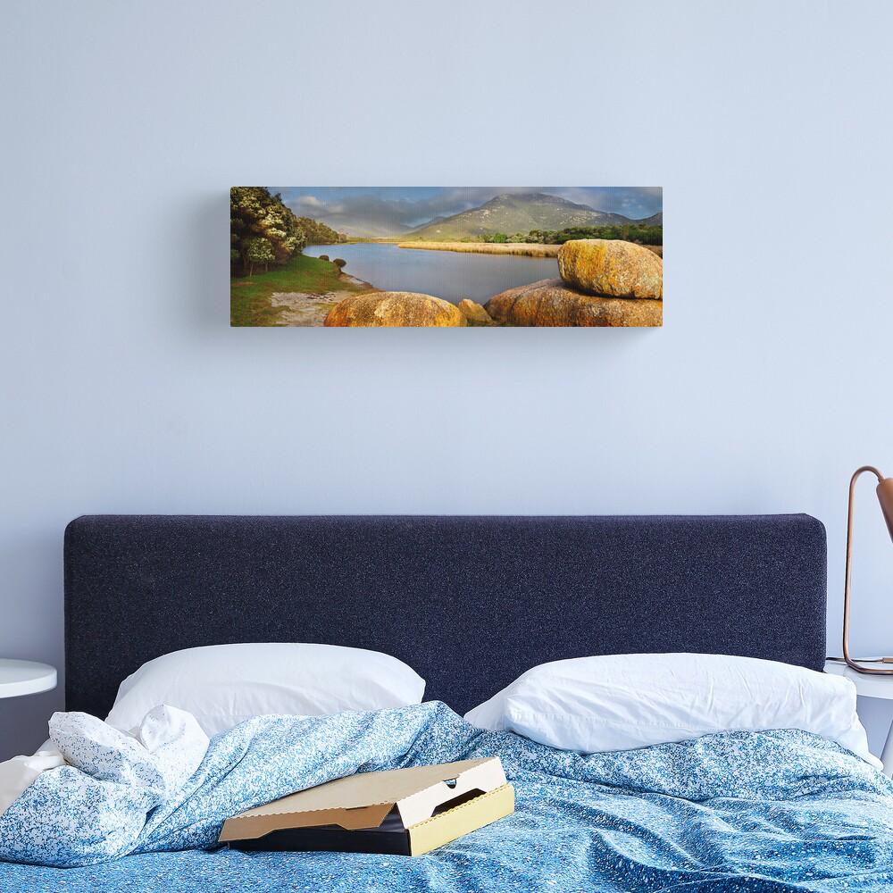 Tidal River, Wilsons Promontory, Victoria, Australia Canvas Print
