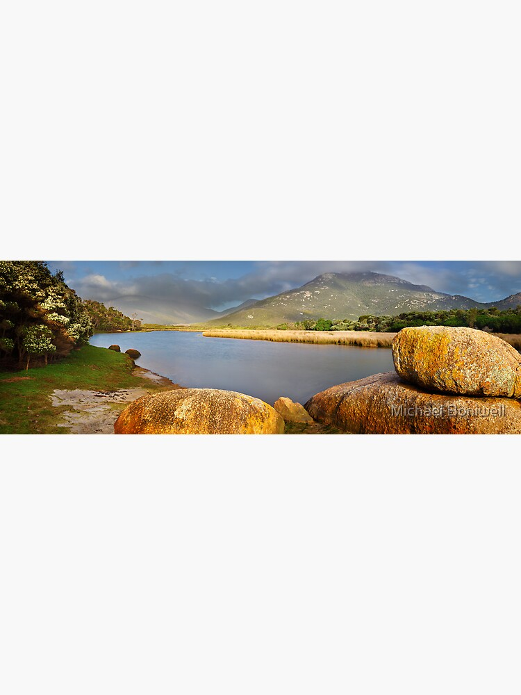 Tidal River, Wilsons Promontory, Victoria, Australia by Chockstone