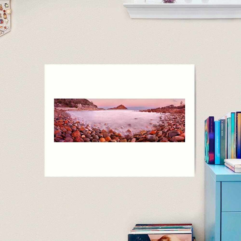 Mimosa Rocks National Park, New South Wales, Australia Art Print