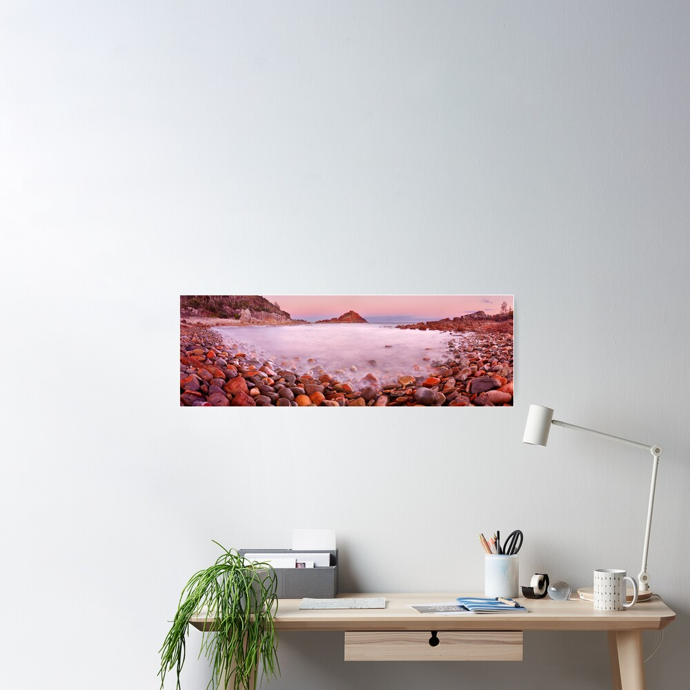 Mimosa Rocks National Park, New South Wales, Australia Poster
