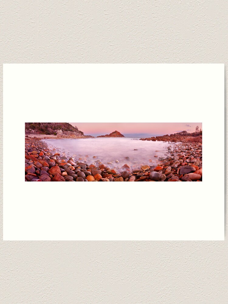 Alternate view of Mimosa Rocks National Park, New South Wales, Australia Art Print