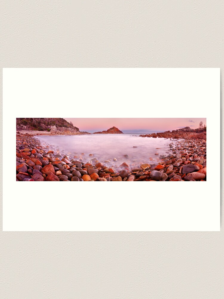 Alternate view of Mimosa Rocks National Park, New South Wales, Australia Art Print