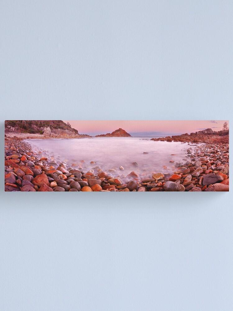 Alternate view of Mimosa Rocks National Park, New South Wales, Australia Canvas Print