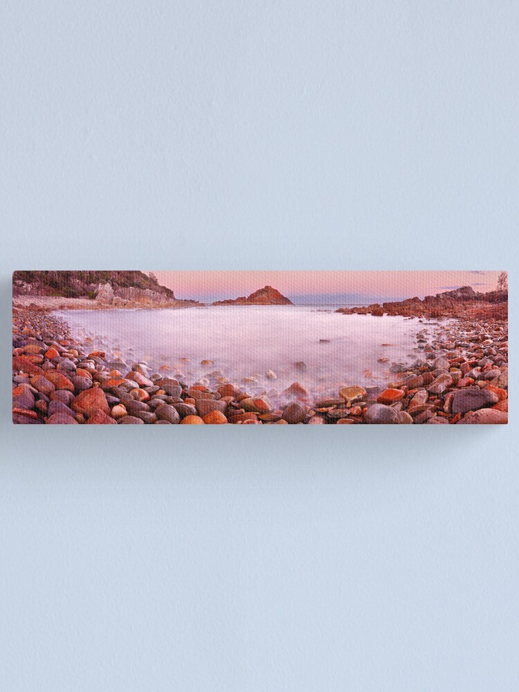 Alternate view of Mimosa Rocks National Park, New South Wales, Australia Canvas Print