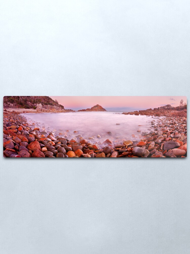 Alternate view of Mimosa Rocks National Park, New South Wales, Australia Metal Print