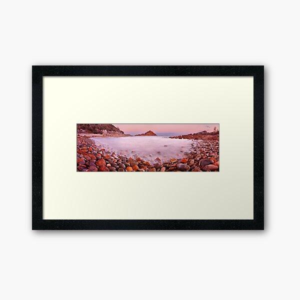 Mimosa Rocks National Park, New South Wales, Australia Framed Art Print