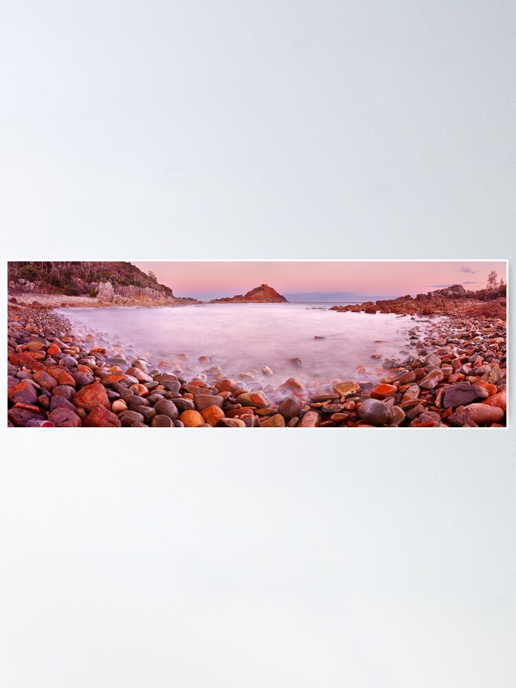Alternate view of Mimosa Rocks National Park, New South Wales, Australia Poster