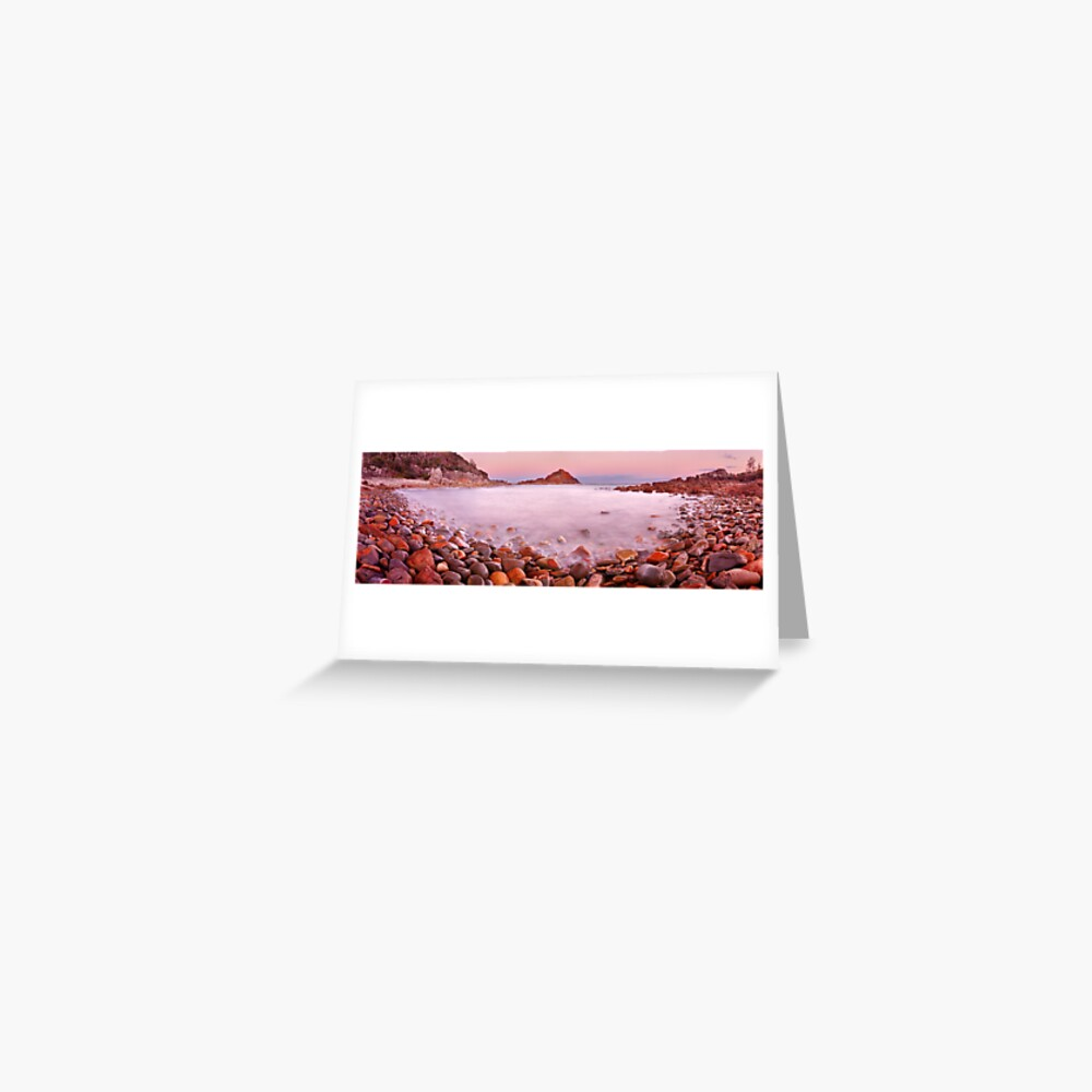 Mimosa Rocks National Park, New South Wales, Australia Greeting Card