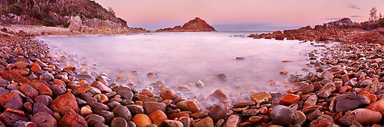 Mimosa Rocks National Park, New South Wales, Australia by Michael Boniwell