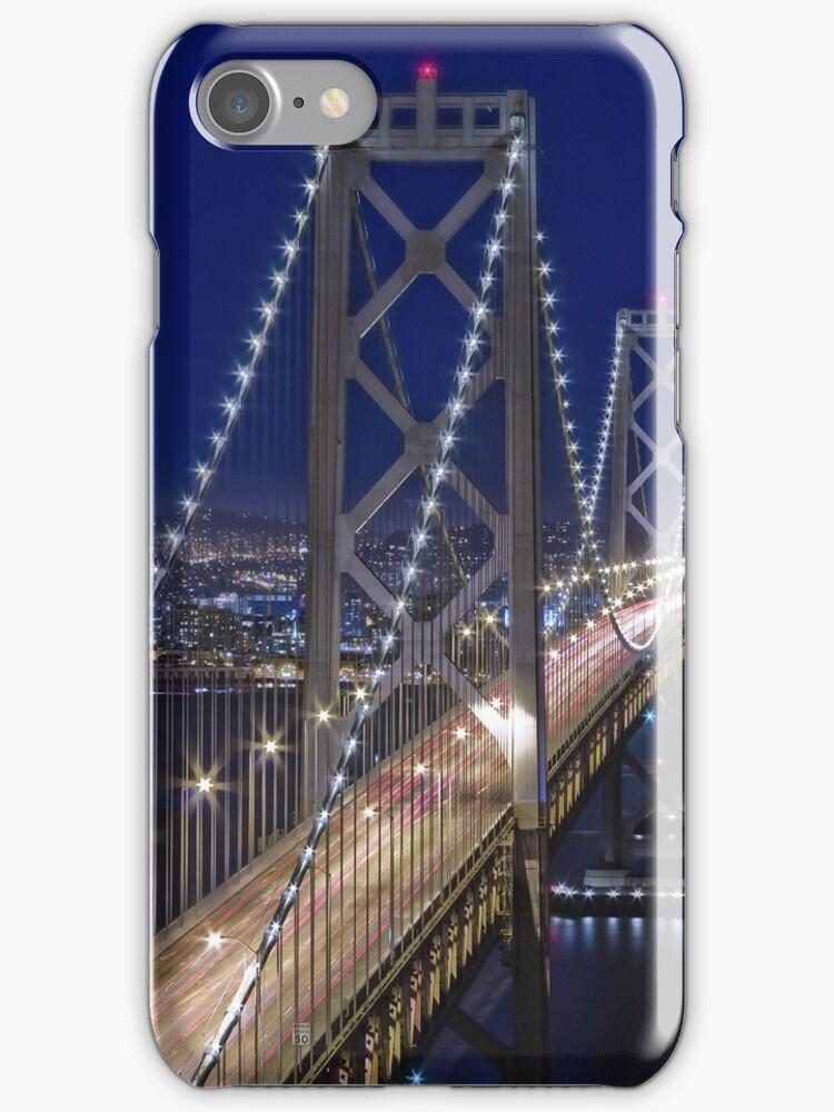 San Francisco Bay Bridge by Victor He