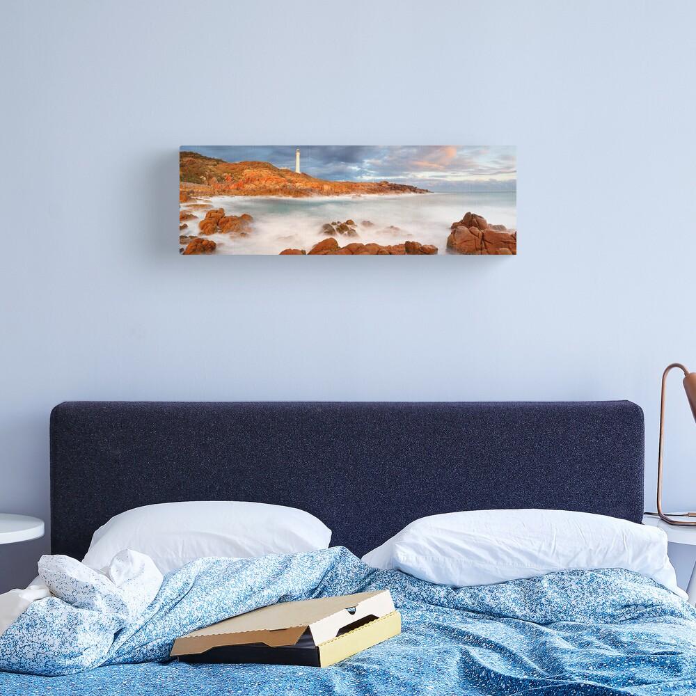 Point Hicks Lighthouse, Croajingolong National Park, Victoria, Australia Canvas Print